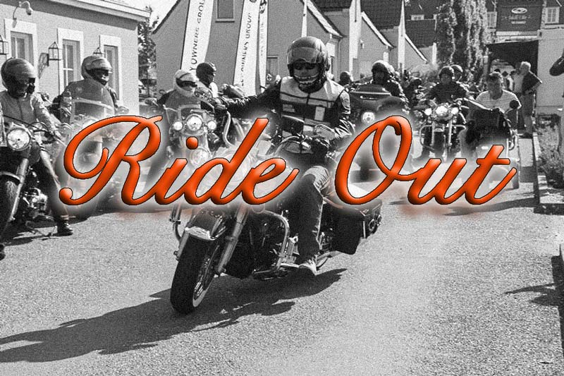 Charity Ride out